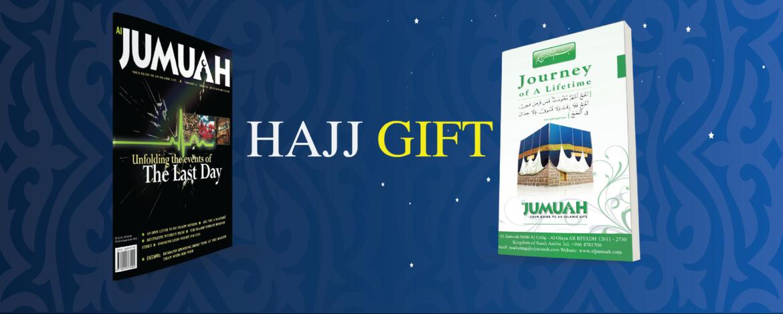 Free Hajj Gift